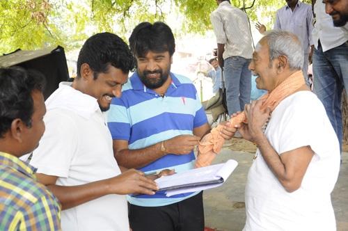 Balle Vellaiya Thevaa Working Still