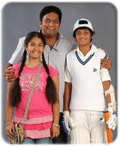 Dhoni-family