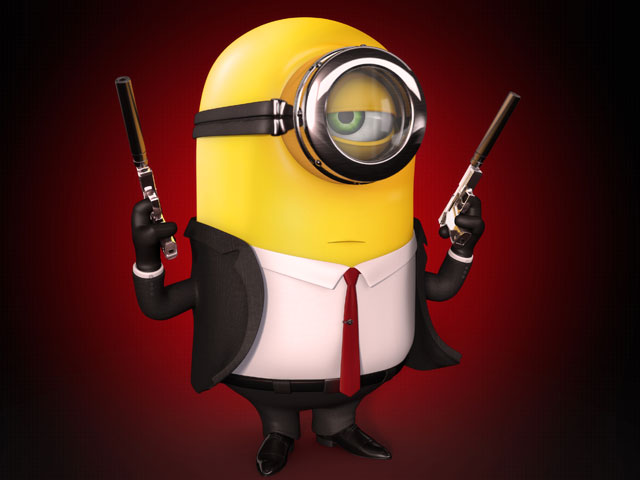 Minion Tamil Review