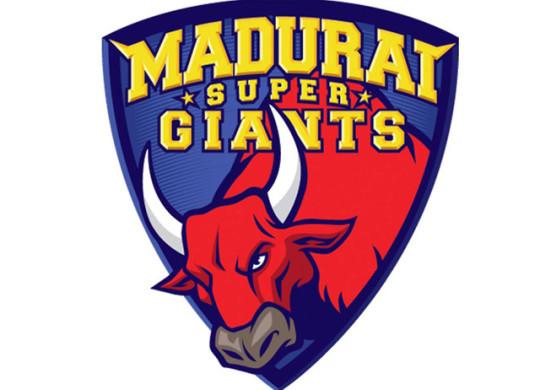 Madurai Super Giants Logo