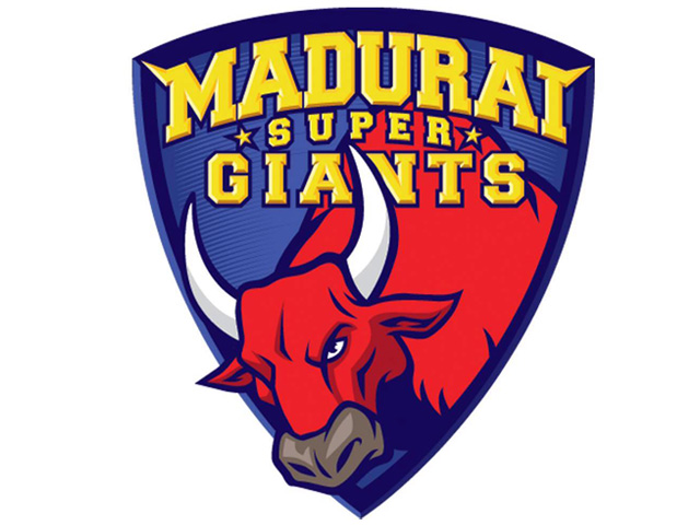 Madurai Super Giants Logo