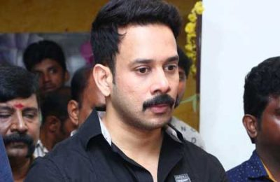 Bharath-as-police-fi