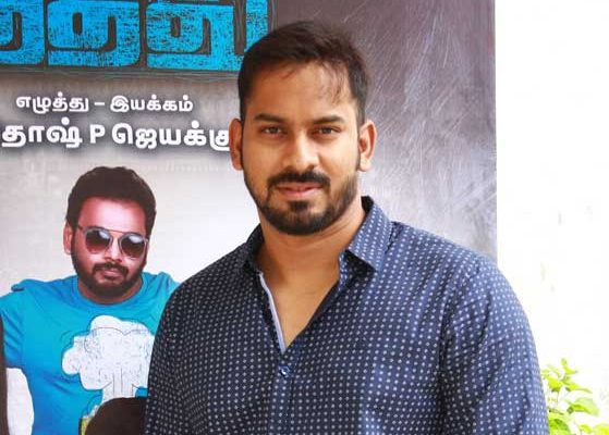 Message-in-film-says-director-Santhosh-fi