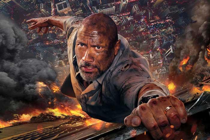 Skyscraper-movie-review