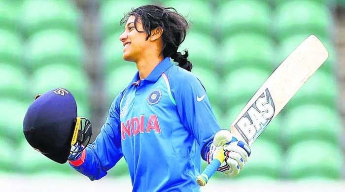 Cricketer-Smriti-Mandhana