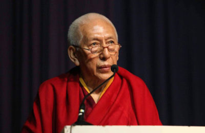 Samdhong-Rinpoche