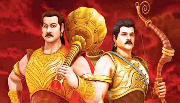 Karna--Duryodhana